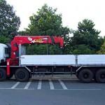 Cho thuê xe cẩu tự hành 20 tấn uy tín nhất, chất lượng nhất!