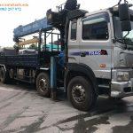 Thuê xe cẩu thùng tại Hưng Yên gọi ngay: 0983 297 972 để được ưu đãi!