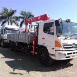 Công ty cho thuê xe cẩu tự hành uy tín ở Hà Nội