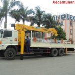 Bạn muốn thuê xe cẩu hàng tại Thường Tín, LH ngay: 0983297972