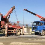 Dịch vụ cho thuê xe cẩu tự hành tại Phố Nối chuyên nghiệp và nhanh chóng